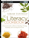 The Literacy Cookbook COVER